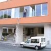 Mytí oken obtížně dostupných