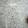 Krystalizaci mramoru - před aplikací